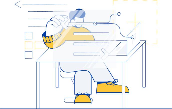 performer illustrazione aziende sviluppo software